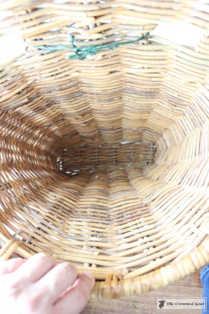 How-to-Make-a-Spring-Flower-Basket-4-683x1024 Spring Front Door Flower Basket DIY