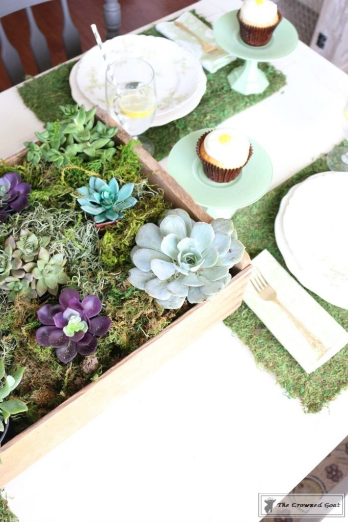 Spring-Inspired-Tablescape-4-683x1024 Spring Inspired Tablescape Decorating DIY Holidays