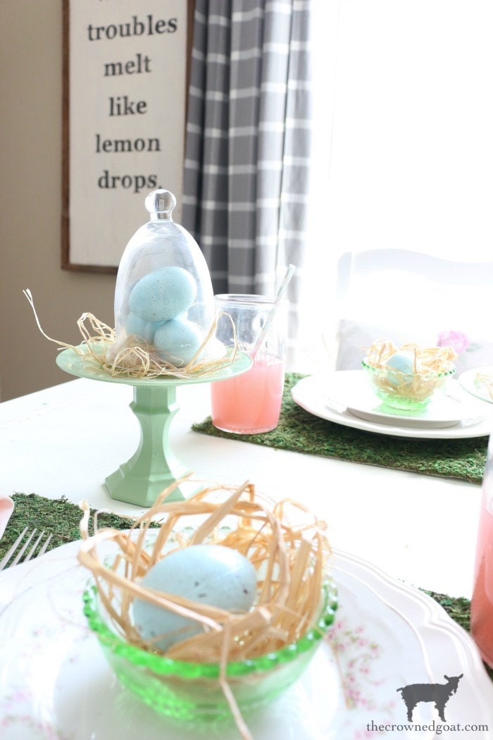 Colorful-Easter-Tablescape-11-1 Colorful Easter Tablescape Decorating Holidays Spring