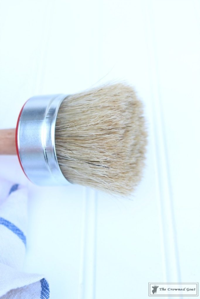 Easily-Clean-Wax-Brushes-8-683x1024 Cleaning Wax Brushes with Ease DIY Painted Furniture