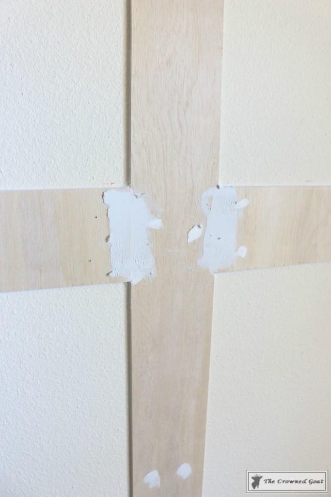 Installing Board and Batten-15