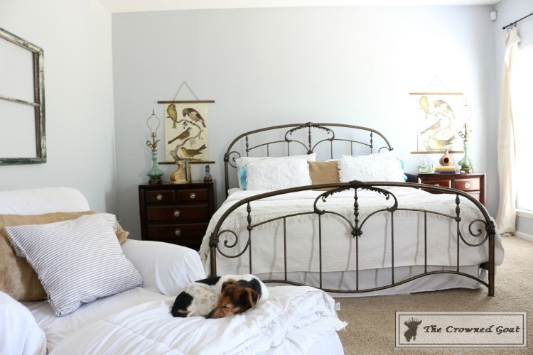 Spring ORC: Master Bedroom Makeover