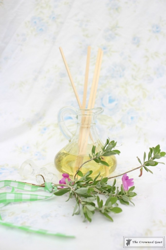 Lemongrass Room Diffuser