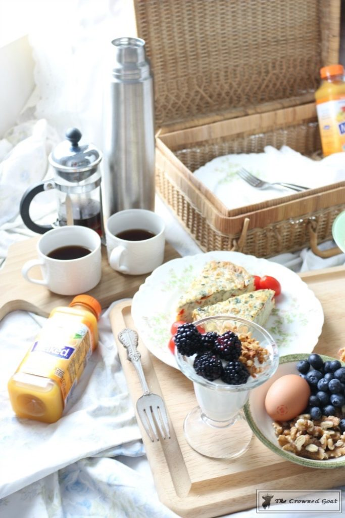 How-to-Create-a-Breakfast-in-Bed-Picnic-Basket-13-683x1024 Breakfast in Bed Picnic for Mother's Day Baking DIY Spring
