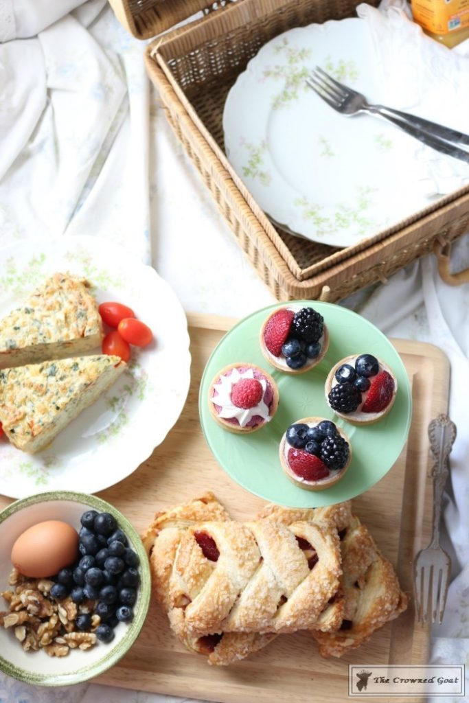How-to-Create-a-Breakfast-in-Bed-Picnic-Basket-7-683x1024 Breakfast in Bed Picnic for Mother's Day Baking DIY Spring