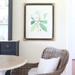 How to Hang Large Pictures Without Using Nails