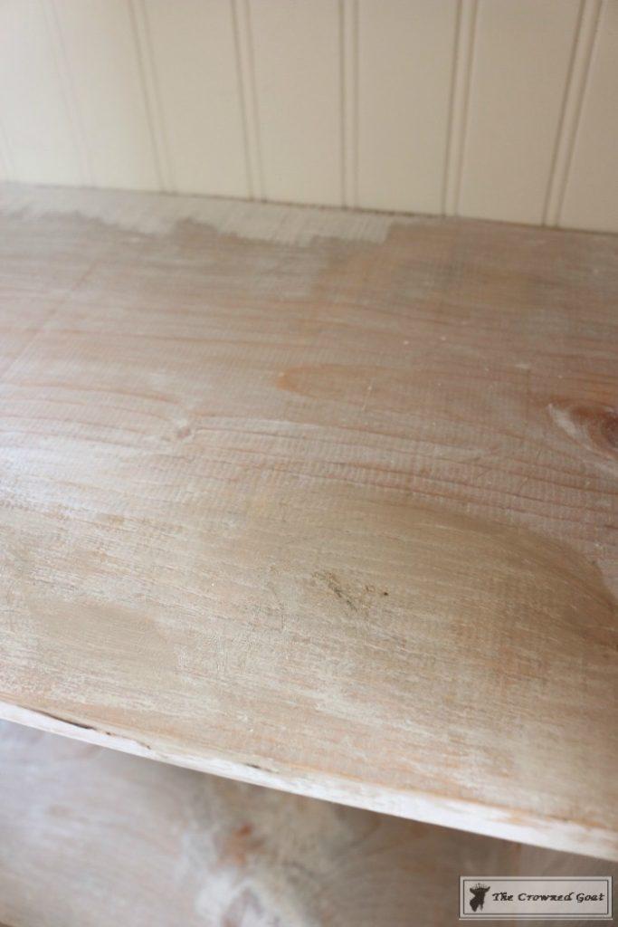 How-to-Whitewash-Farmhouse-Furniture-11-683x1024 Adding Whitewash to Farmhouse Furniture Decorating DIY Painted Furniture
