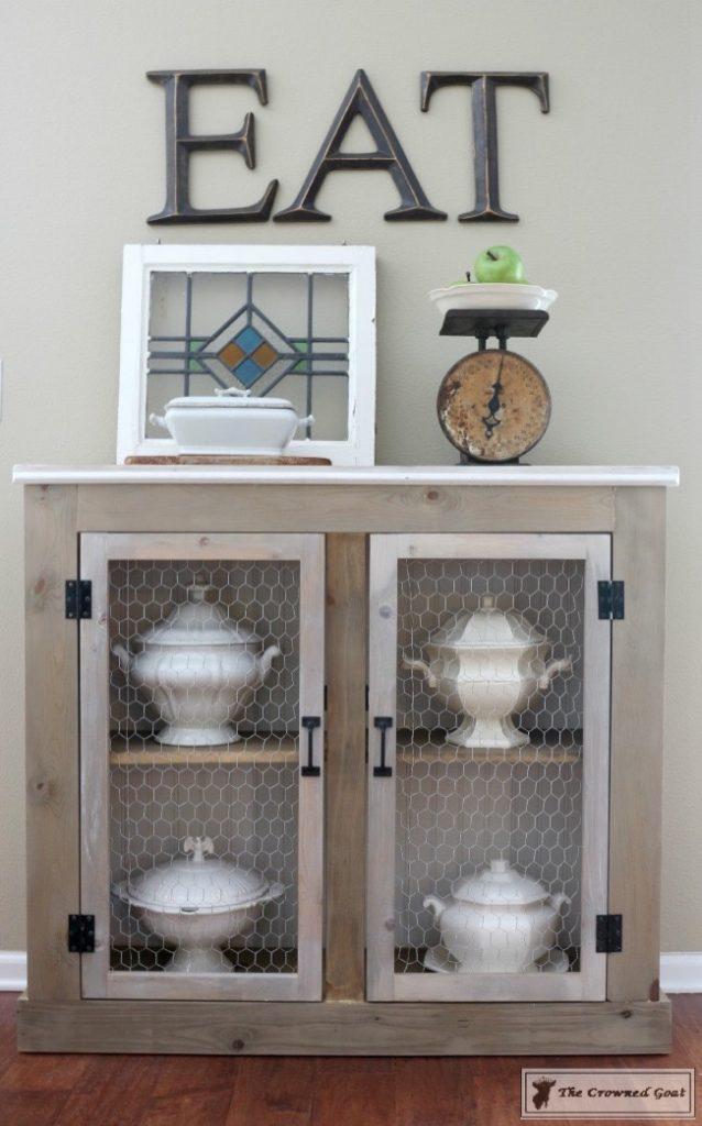 How-to-Whitewash-Farmhouse-Furniture-2-638x1024 Adding Whitewash to Farmhouse Furniture Decorating DIY Painted Furniture