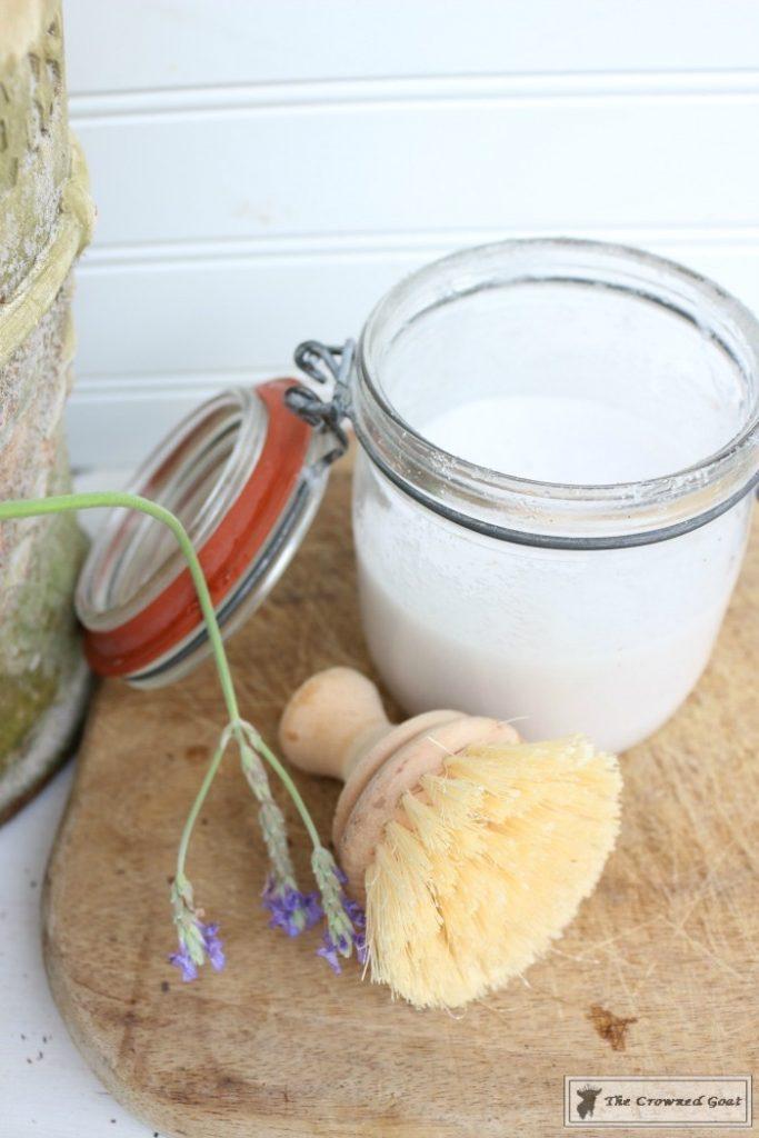 Lavender-Gardeners-Scrub-14-683x1024 Make at Home Lavender Gardener's Hand Scrub DIY Summer