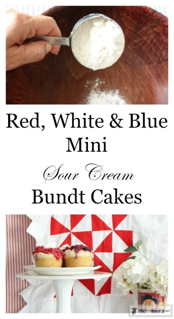 Mini Patriotic Bundt Cakes-1