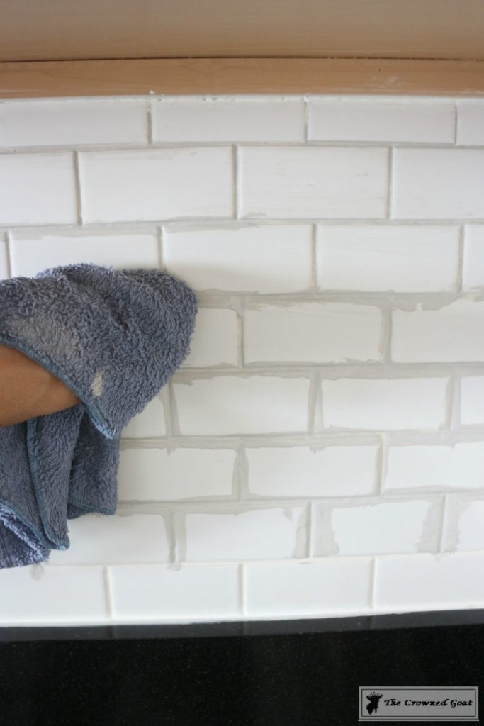 Easily-Change-the-Color-of-Existing-Grout-6-683x1024 How to Easily Change the Color of Existing Grout Decorating DIY