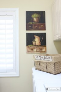French Country Laundry Room Makeover-23