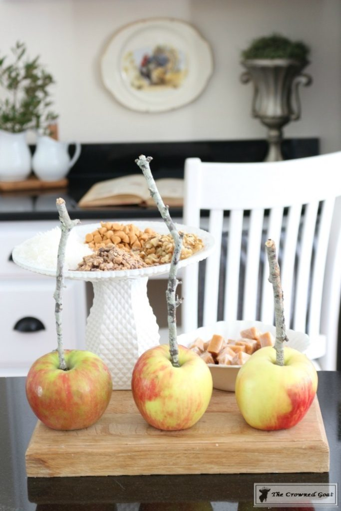 How-to-Decorate-for-Fall-with-Apples-17-683x1024 How to Decorate for Fall with Apples Decorating DIY Fall