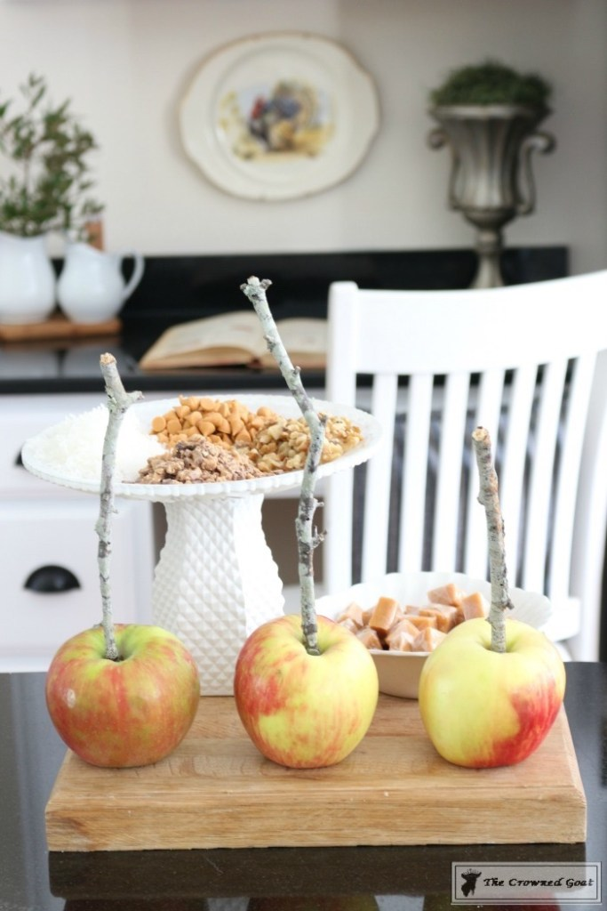 How to Decorate for Fall with Apples-17