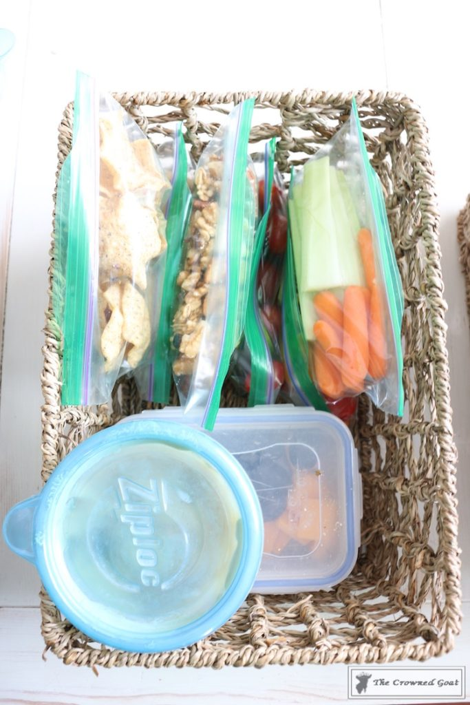 How-to-Make-a-Lunch-Station-at-Home-9-683x1024 How to Organize an Easy Lunch Station at Home DIY Organization