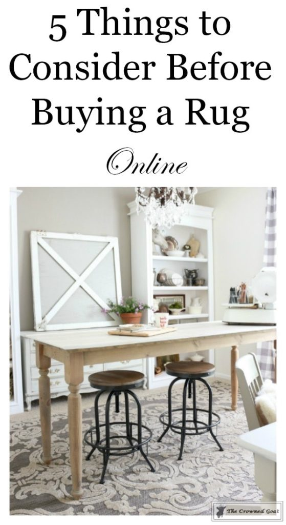 Shopping-for-Rugs-Online-The-Crowned-Goat-1-559x1024 5 Things to Consider When Shopping Online for Rugs Decorating DIY