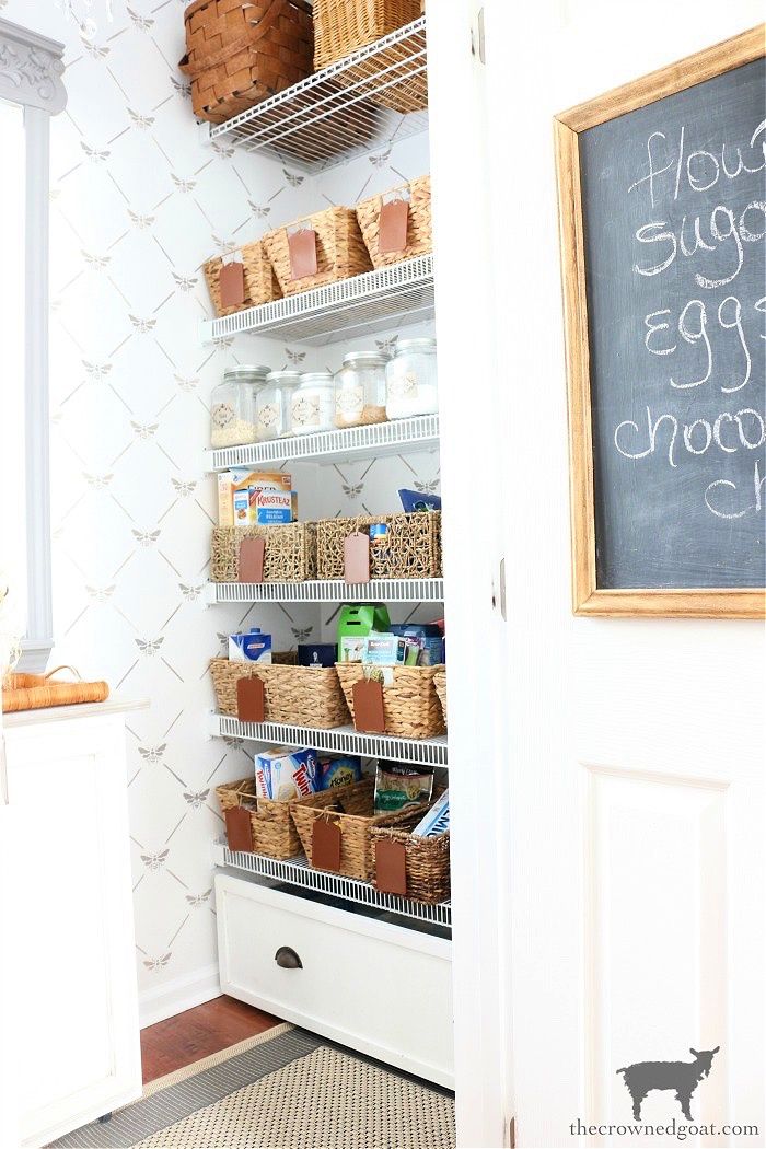Tips-for-a-More-Organized-Kitchen-The-Crowned-Goat-18-1 13 Ways to Feel More Organized Every Day Organization