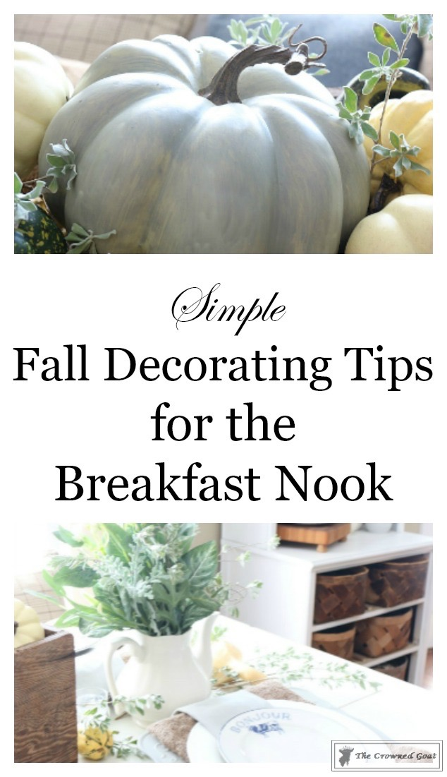 Fall-Decorating-in-the-Breakfast-Nook-The-Crowned-Goat-15 Fall Decorating in the Breakfast Nook Fall