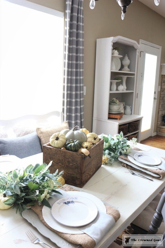 Fall-Decorating-in-the-Breakfast-Nook-The-Crowned-Goat-16 Fall Decorating in the Breakfast Nook Fall