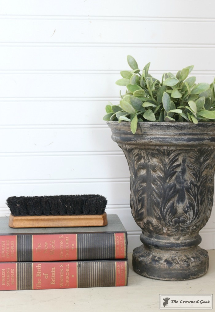 How-to-Give-New-Pots-Patina-The-Crowned-Goat-13 How to Give New Pots an Aged Patina DIY