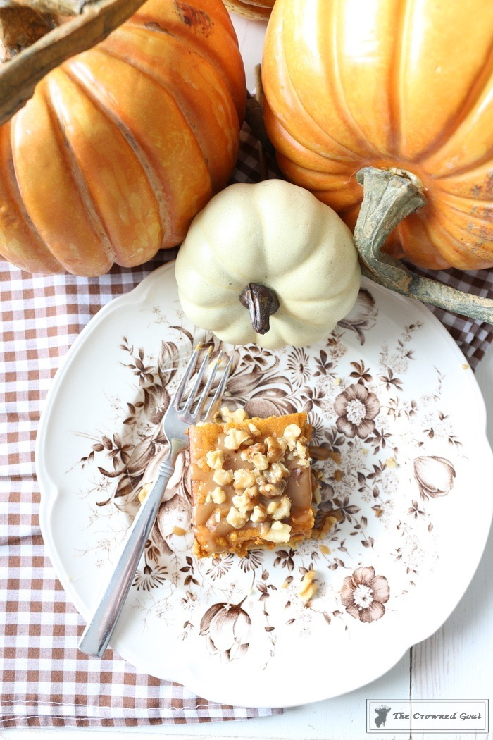 Salted-Caramel-Pumpkin-Spice-Gooey-Bars-The-Crowned-Goat-11 From the Front Porch From the Front Porch Uncategorized