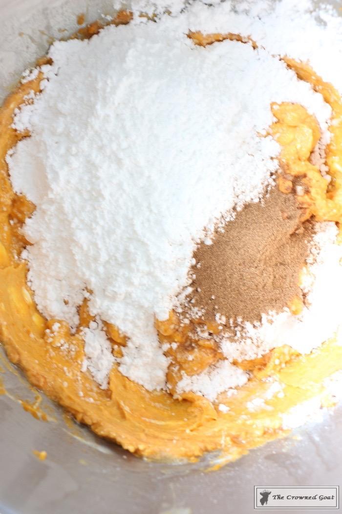 Salted-Caramel-Pumpkin-Spice-Gooey-Bars-The-Crowned-Goat-7-2 Salted Caramel Pumpkin Pie Gooey Bars Baking Fall