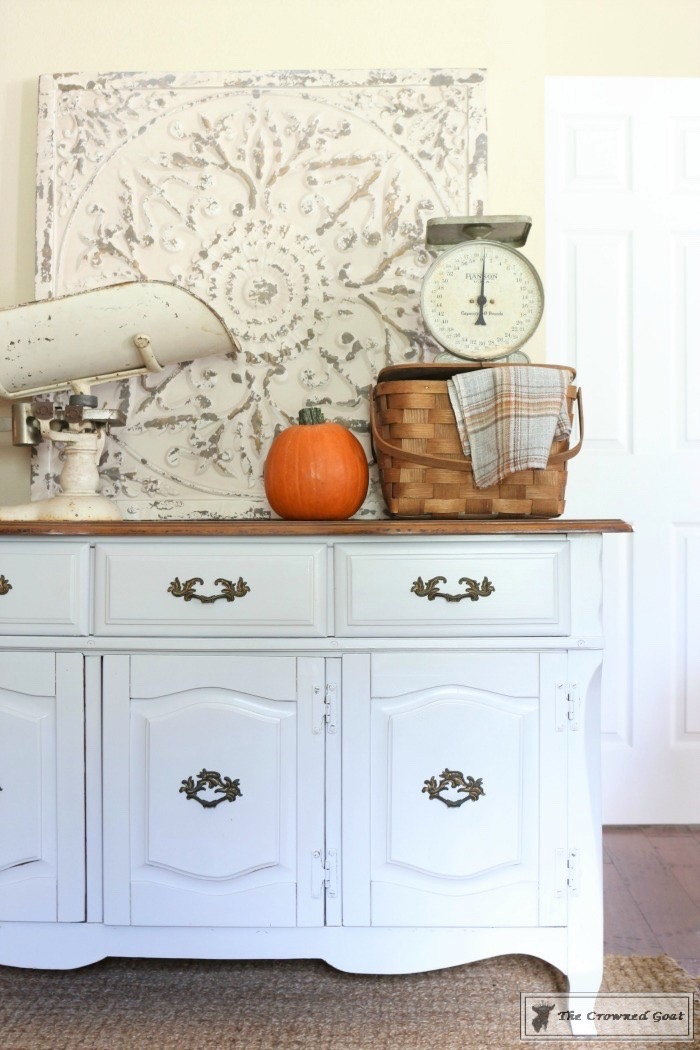 Sea-Gull-Gray-Buffet-Makeover-The-Crowned-Goat-6 From the Front Porch From the Front Porch Uncategorized