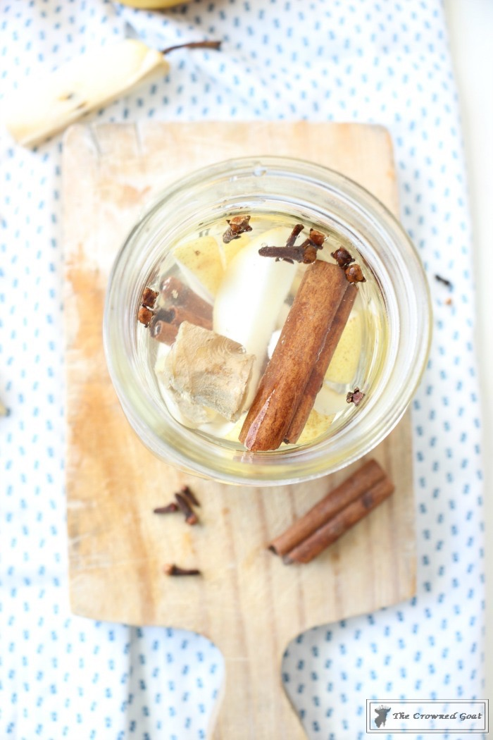 Pear-Spice-Simmer-Pot-The-Crowned-Goat-6 Pear Spice Simmer Pot DIY