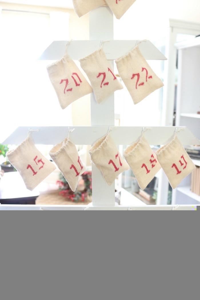 DIY-Farmhouse-Inspired-Advent-Calendar-The-Crowned-Goat-4 Farmhouse Inspired Advent Calendar Christmas