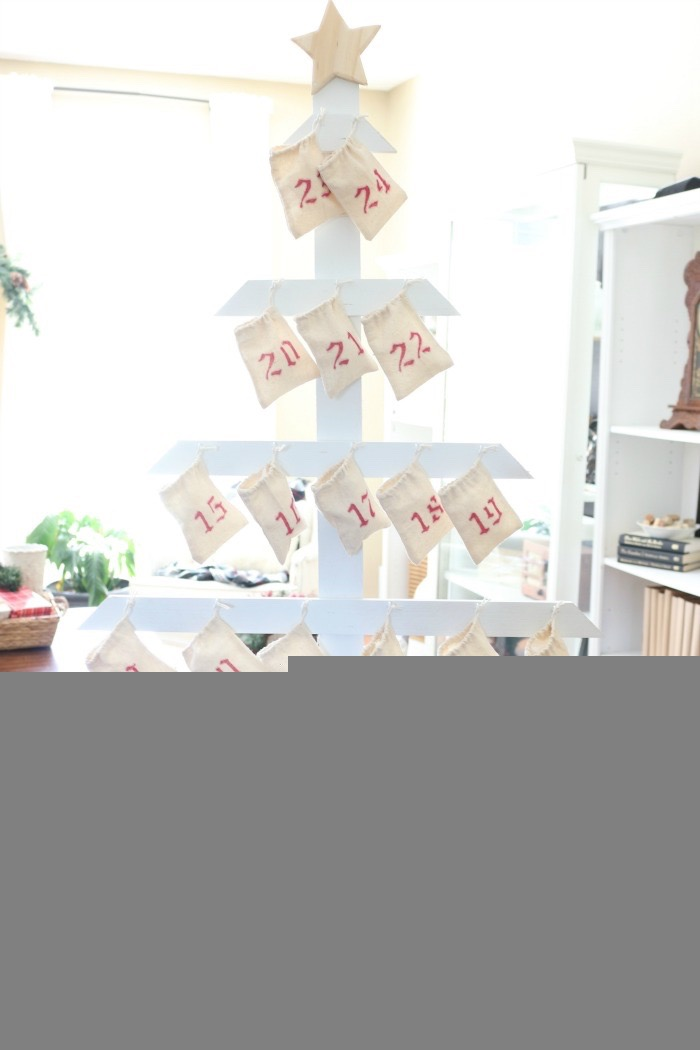DIY-Farmhouse-Inspired-Advent-Calendar-The-Crowned-Goat-5 Farmhouse Inspired Advent Calendar Christmas