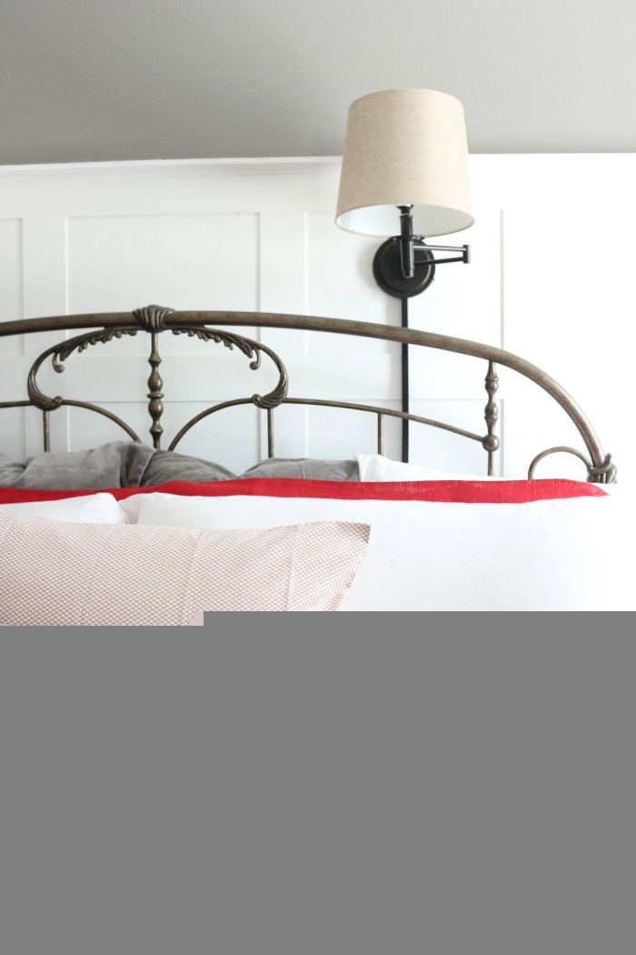 How-to-dress-up-your-bed-for-the-holidays-The-Crowned-Goat-8 How to Dress Up Your Bed for the Holidays Christmas Decorating Holidays