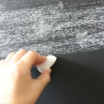 How to Repurpose a Picture into a Chalkboard