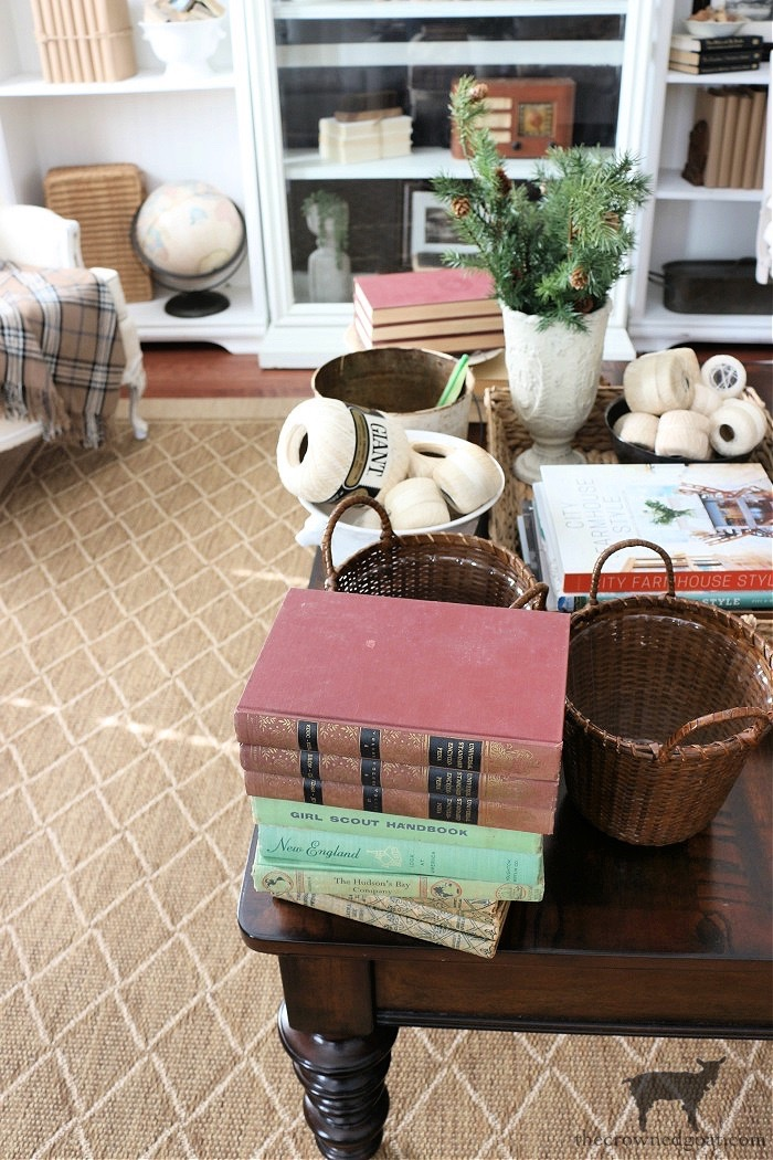 Blog-Decor-Clutter-The-Crowned-Goat The 15 Minute Task We Use to Cut Clutter Organization
