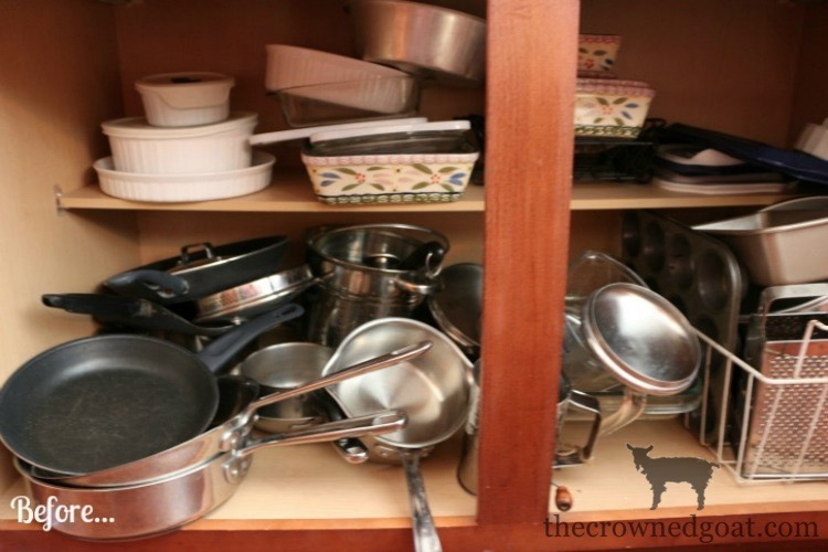 Organizing-and-Maintaining-a-Clutter-Free-Kitchen-The-Crowned-Goat-1 Organizing and Maintaining a Clutter Free Kitchen Organization