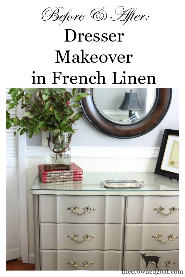 The-Horse-Farm-Project-Dresser-Makeover-The-Crowned-Goat-11 The Horse Farm Project: Painting Dressers & Nightstands DIY Painted Furniture