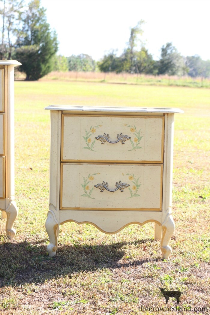 The-Horse-Farm-Project-Dresser-Makeover-The-Crowned-Goat-7 The Horse Farm Project: Painting Dressers & Nightstands DIY Painted Furniture