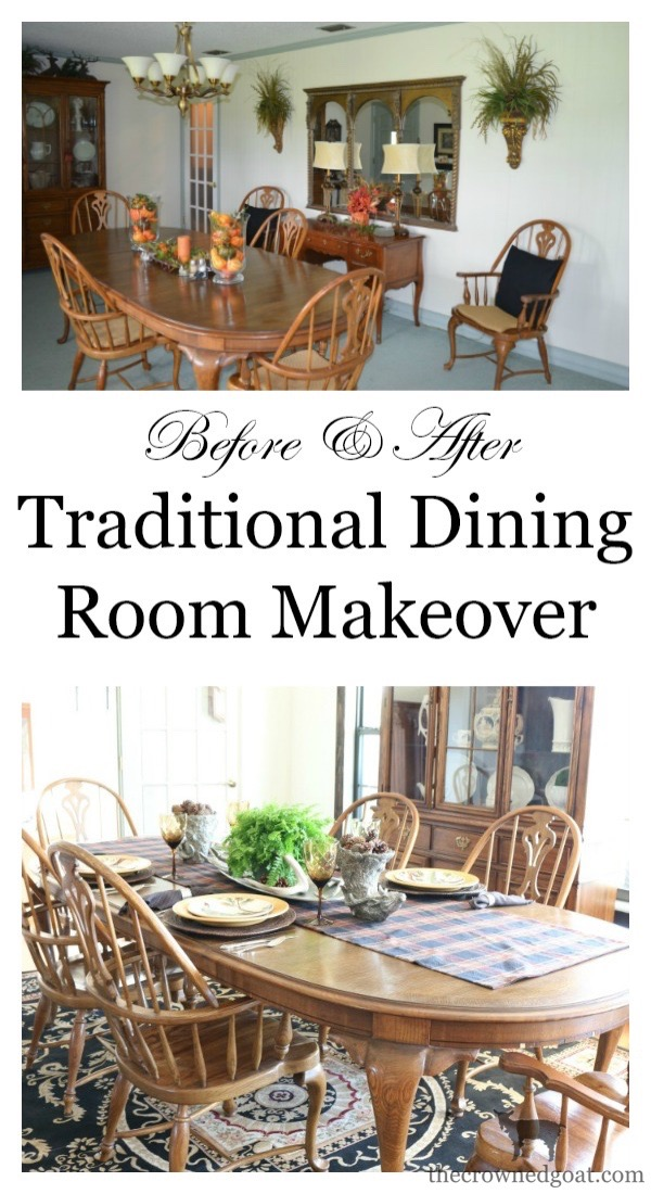 The Horse Farm Project: Dining Room Makeover – The Crowned Goat