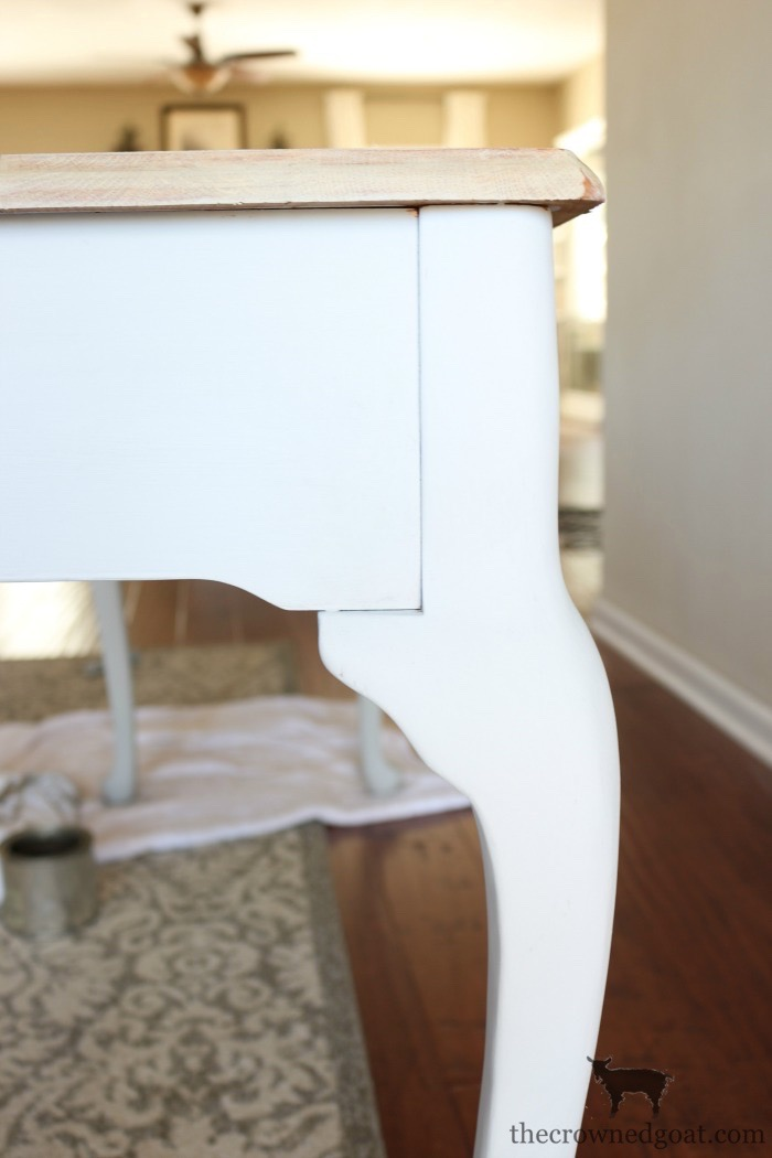 How-to-Paint-Furniture-with-Chalk-Paint-The-Crowned-Goat-14 Back to Basics Series: Chalk Painting Furniture 101 Back to Basic