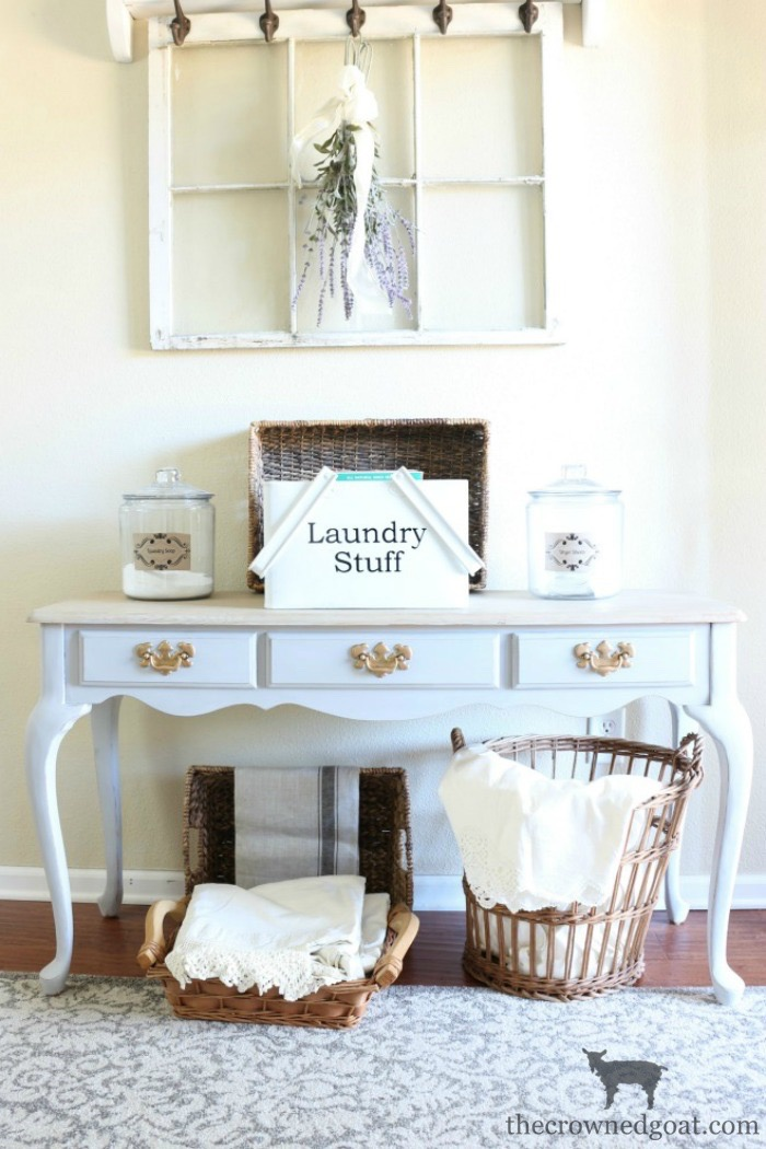 How-to-Paint-Furniture-with-Chalk-Paint-The-Crowned-Goat-22 Back to Basics Series: Chalk Painting Furniture 101 Back to Basic
