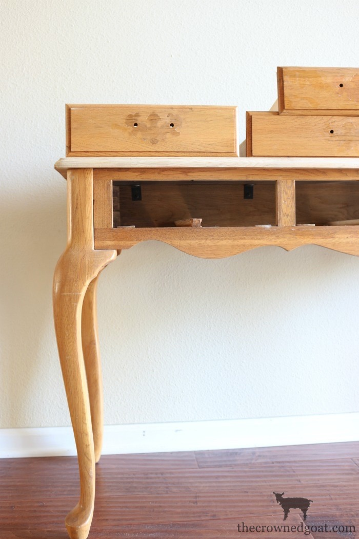 How-to-Paint-Furniture-with-Chalk-Paint-The-Crowned-Goat-8 Back to Basics Series: Chalk Painting Furniture 101 Back to Basic