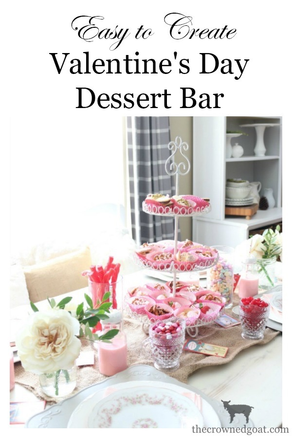 Valentines-Day-Dessert-Buffet-The-Crowned-Goat-19 Valentine's Dessert Buffet Holidays
