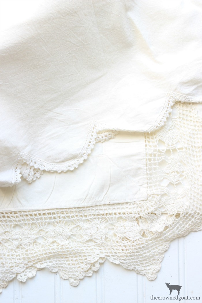 Vintage-Linens-The-Crowned-Goat-5 Latest Finds from the Treasure Trail ThriftScoreThurs