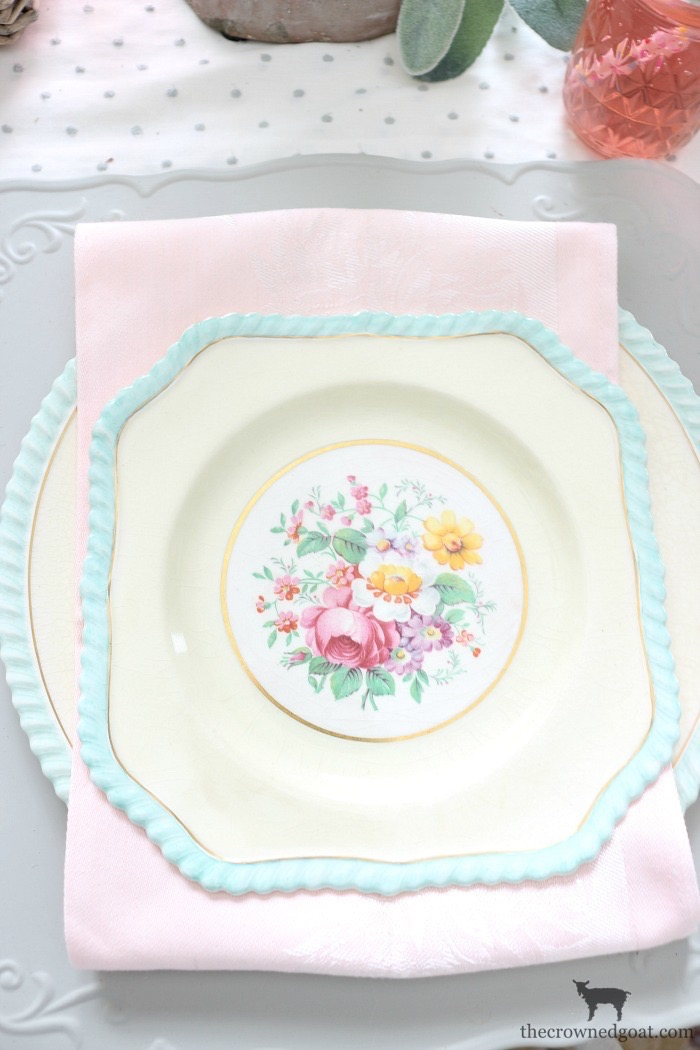 Breakfast-Nook-Spring-Tablescape-Ideas-The-Crowned-Goat-4 Spring Tablescape in the Breakfast Nook Spring