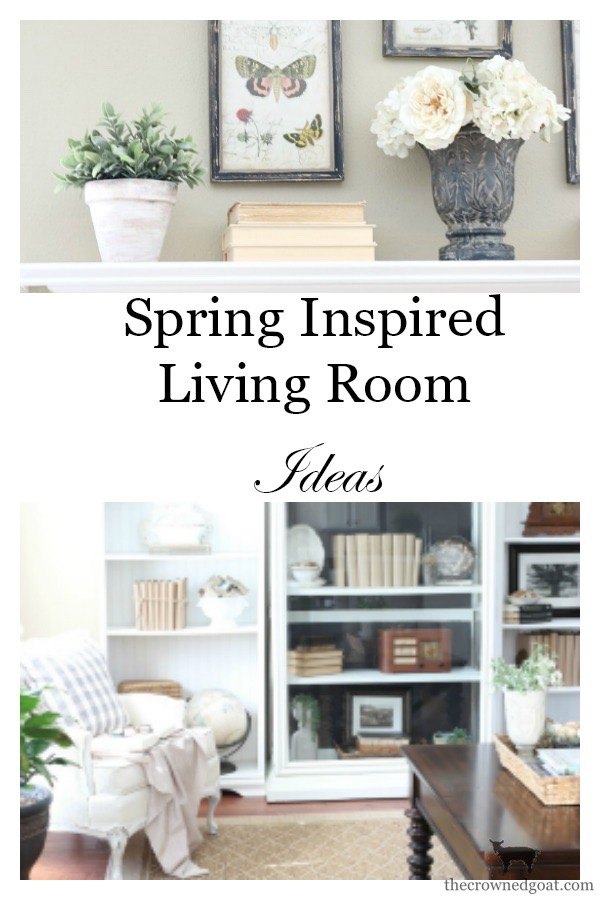 Spring-Living-Room-Decorating-Ideas-The-Crowned-Goat-17 Spring Inspired Living Room Spring