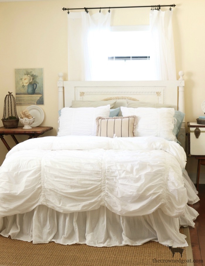 Easy-Master-Bedroom-Changes-The-Crowned-Goat-5 Loblolly Manor: Master Bedroom Progress Update Loblolly_Manor