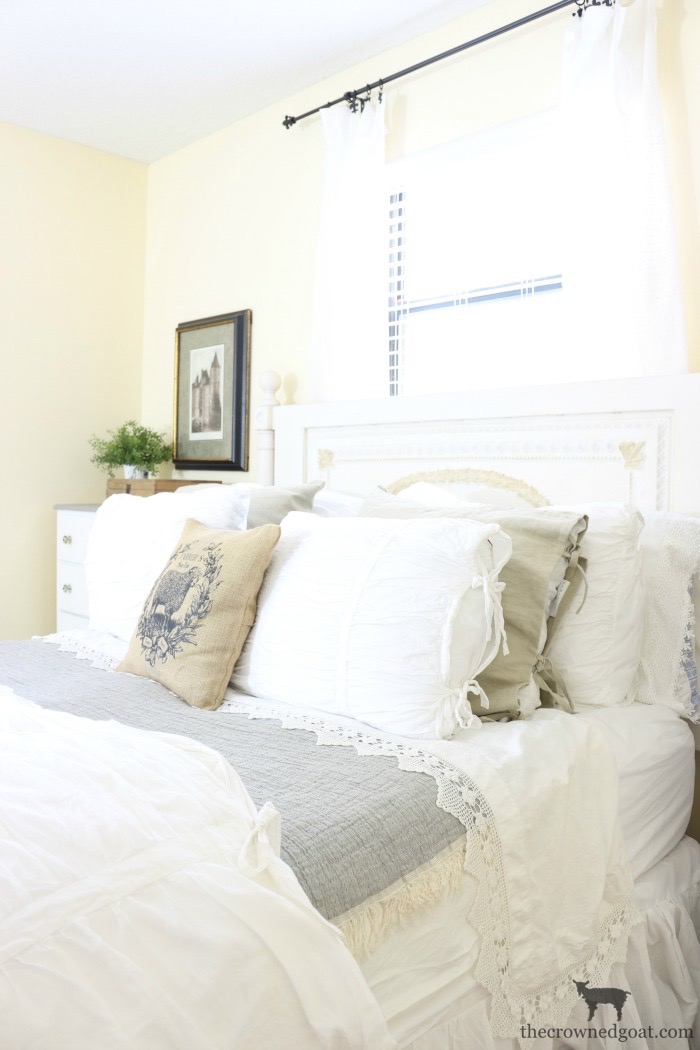 Easy-Master-Bedroom-Changes-The-Crowned-Goat-6 Loblolly Manor: Master Bedroom Progress Update Loblolly_Manor