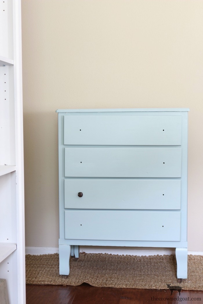 Farmhouse-Dresser-Makeover-The-Crowned-Goat-2 Farmhouse Dresser Makeover Painted Furniture