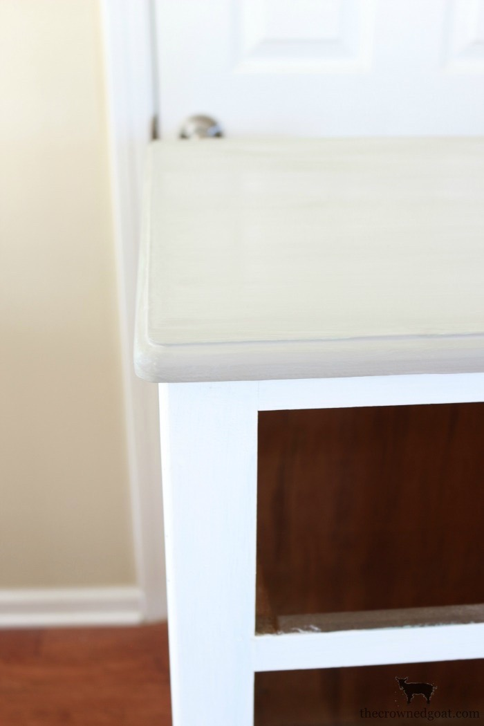 Farmhouse-Dresser-Makeover-The-Crowned-Goat-6 Farmhouse Dresser Makeover Painted Furniture
