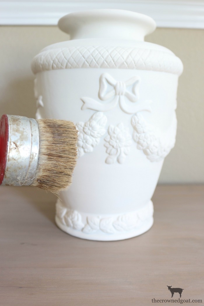 How-to-Update-a-Thrift-Store-Vase-The-Crowned-Goat-8 How to Easily Update a Thrift Store Vase Decorating Loblolly_Manor