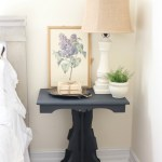 Laundry-Room-Folding-Station-Graphite-Chalk-Paint-The-Crowned-Goat-6 Painted Furniture